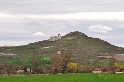Emplazamiento de la antigua fortaleza de Muñó