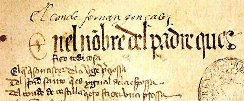 IX.5 El conde de Tolosa quiere vengar al rey navarro - Poema de Fernán González