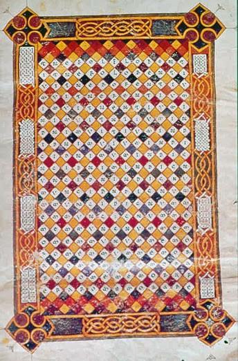 Acróstico de Florencio en la copia de Moralia in Job (945)