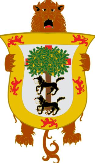 355px Escudo histórico de Vizcaya s XV a XIX