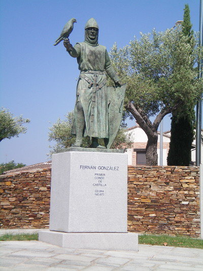 10 estatua fernan gonzalez