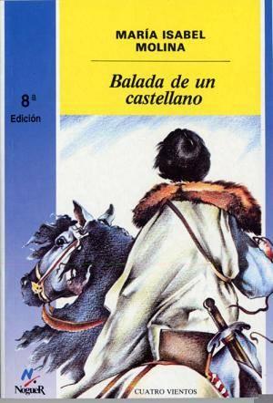 Balada de un castellano Book Cover
