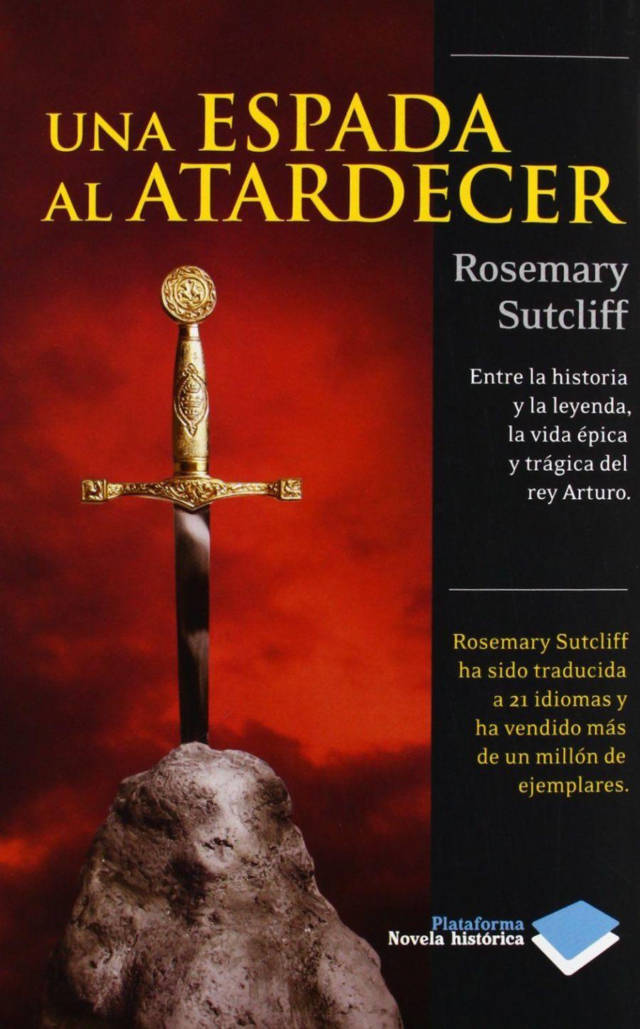 Una espada al atardecer Book Cover