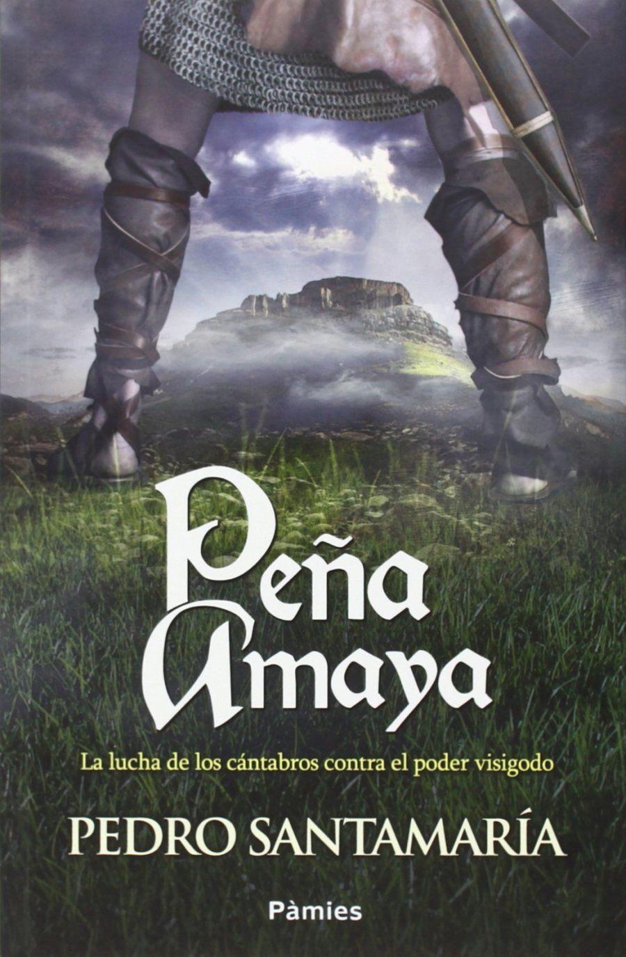 Peña Amaya Book Cover