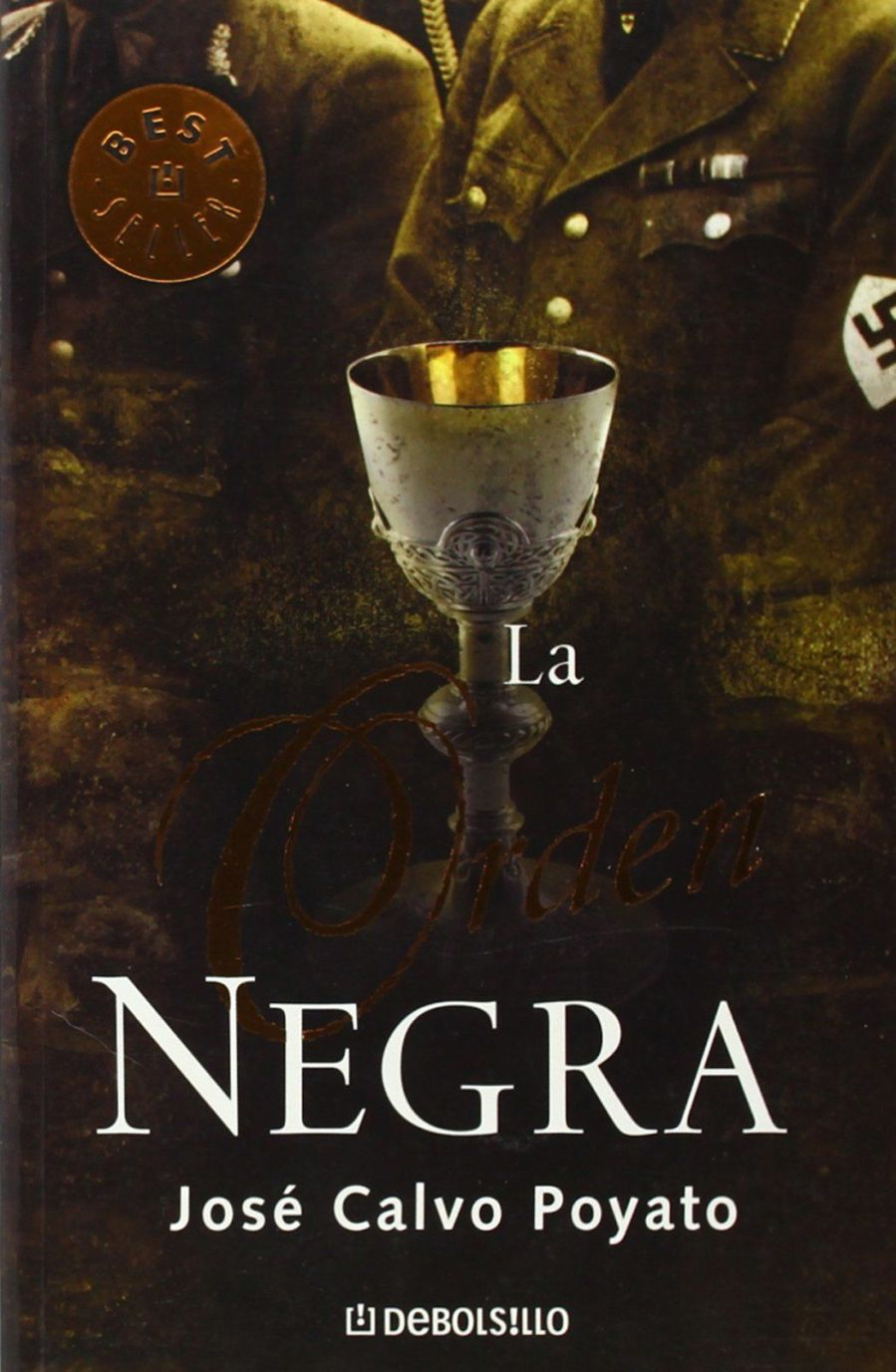 La orden negra Book Cover