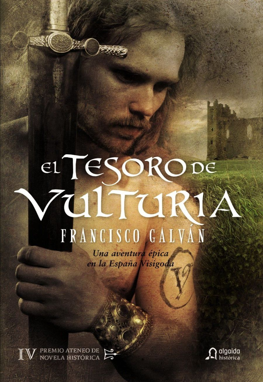 El tesoro de Vulturia Book Cover