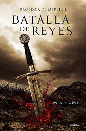 Batalla de Reyes (Profecía de Merlín 1) Book Cover
