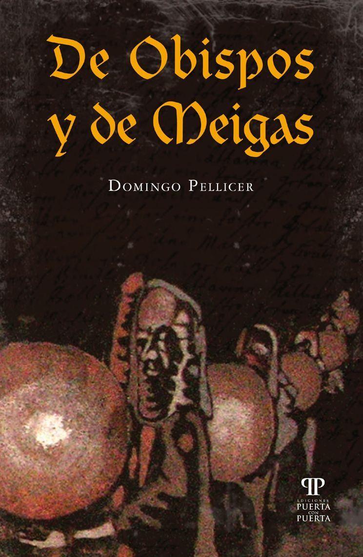 De obispos y de meigas Book Cover
