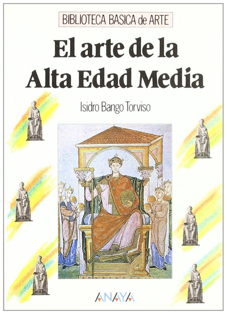 El arte de la Alta Edad Media Book Cover