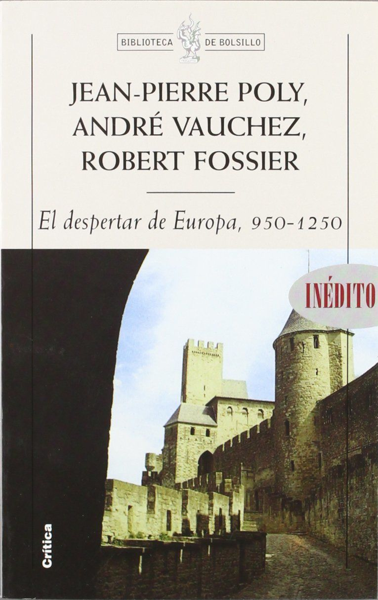 El despertar de Europa 950-1250 Book Cover