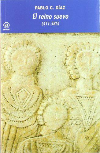 El reino suevo (411-585) Book Cover