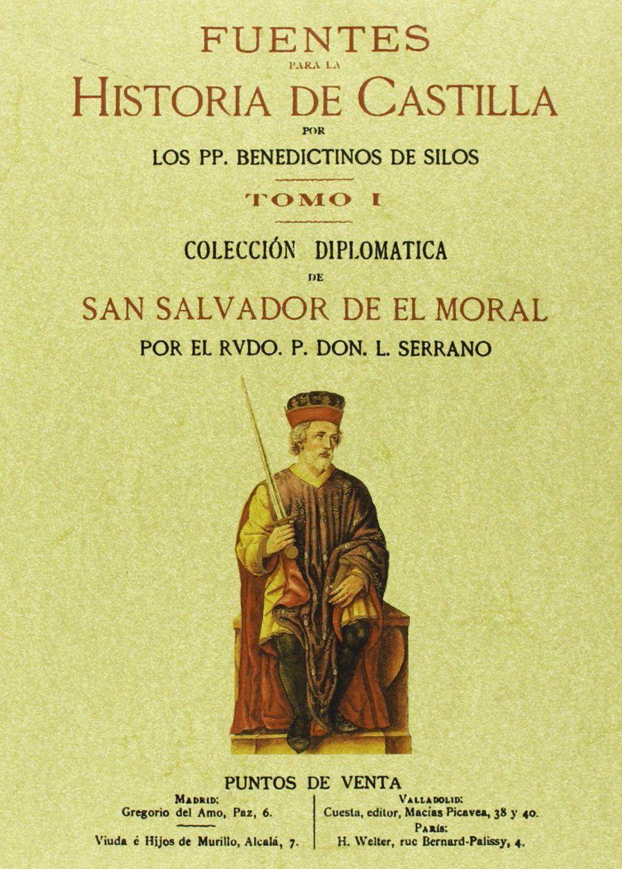 Fuentes para historia de Castilla (3 tomos) Book Cover