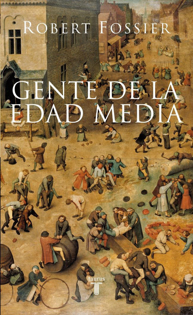 Gentes de la Edad Media Book Cover