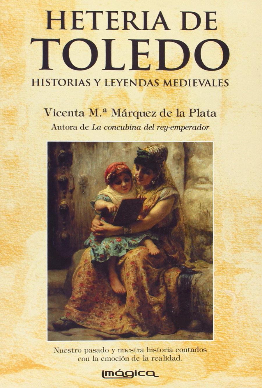 Heteria de Toledo Book Cover