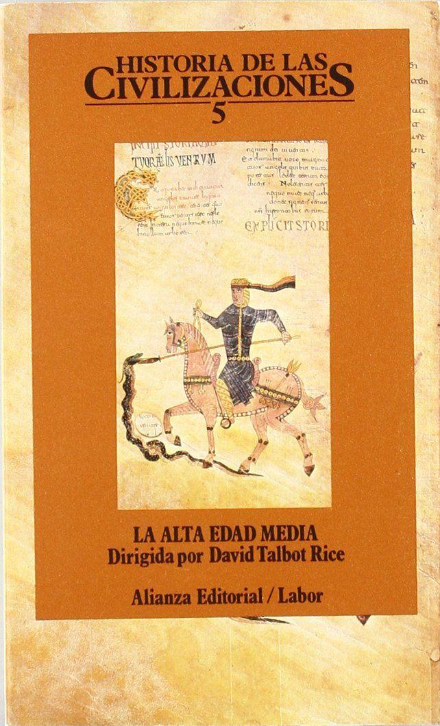 La Alta Edad Media Book Cover