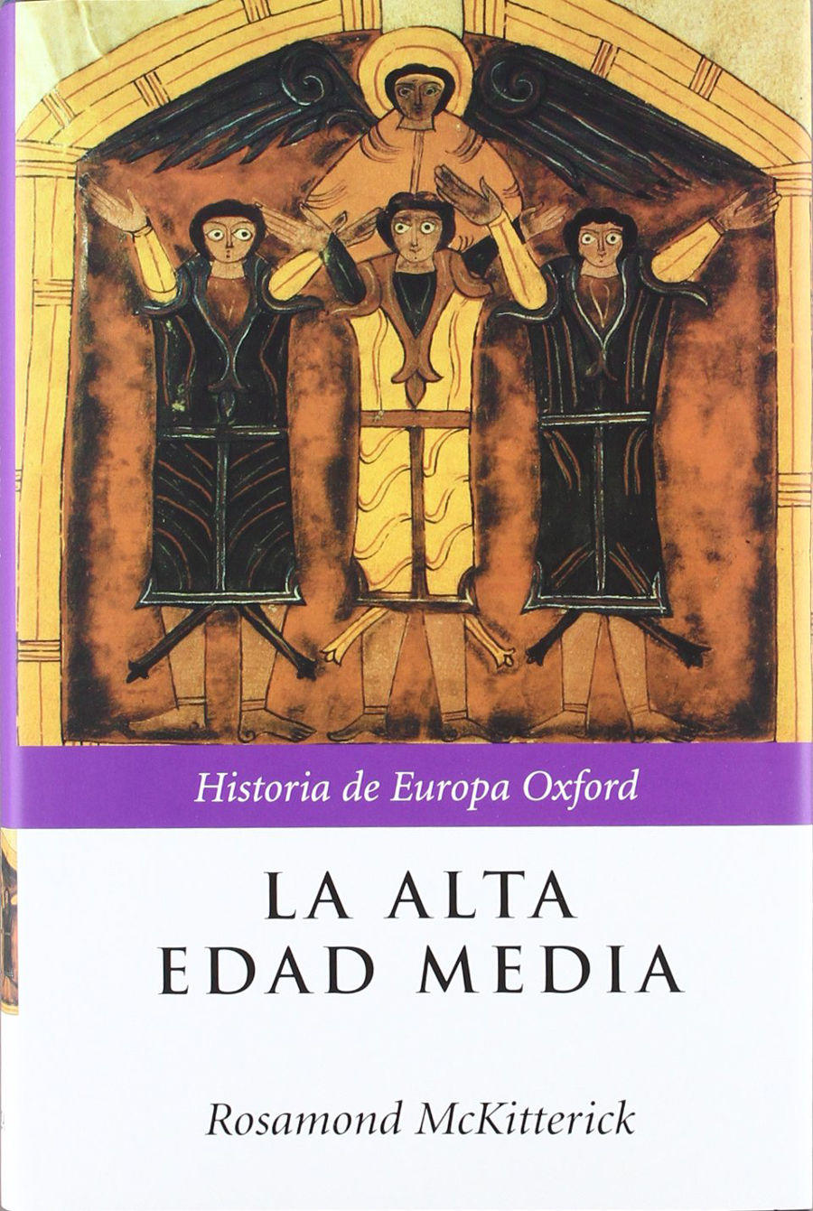 La alta edad media Book Cover