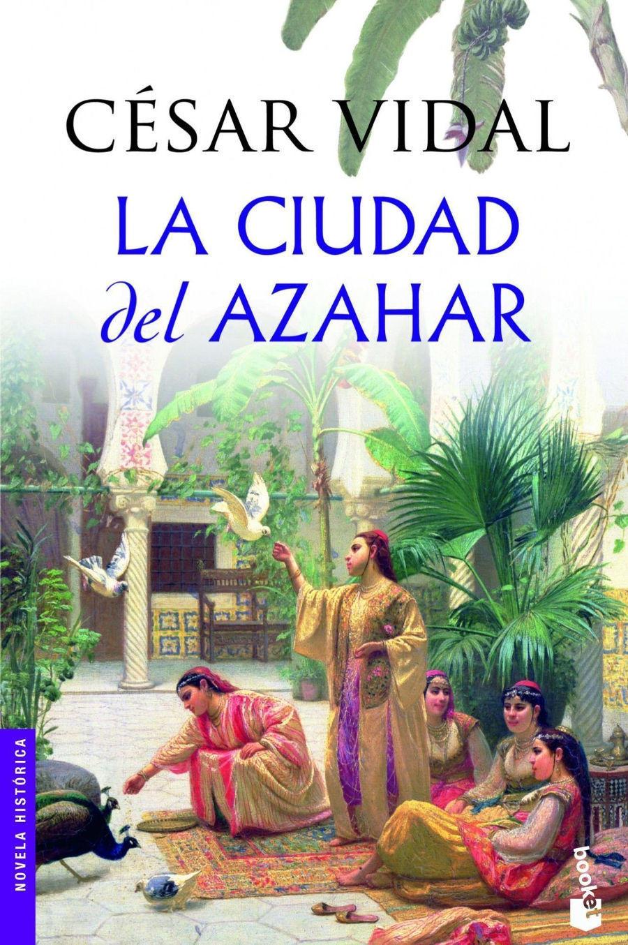 La ciudad del azahar Book Cover