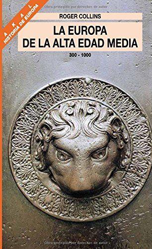La Europa de la Alta Edad Media Book Cover
