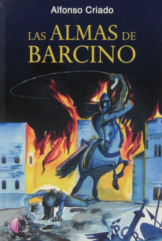 Las almas de Barcino Book Cover