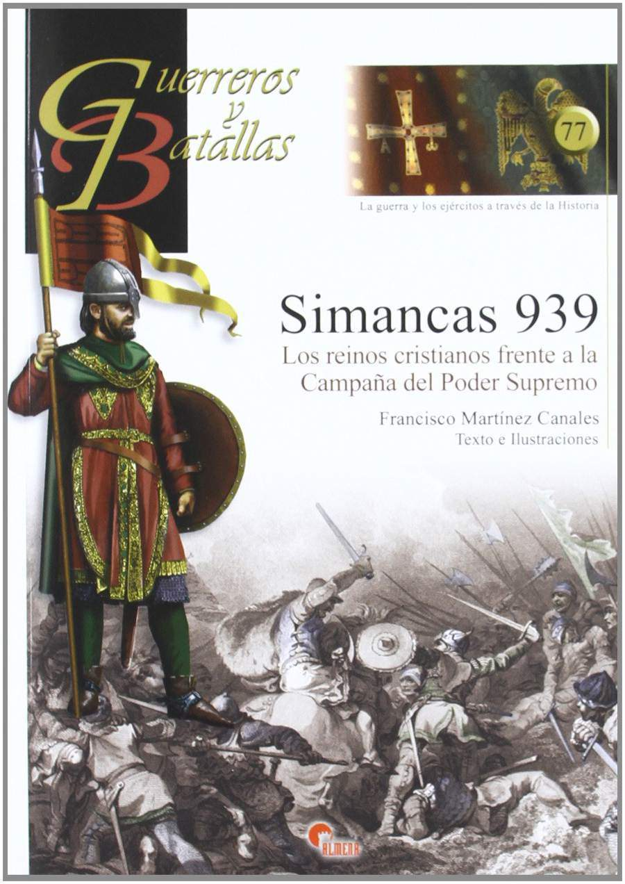 Simancas 939 Book Cover