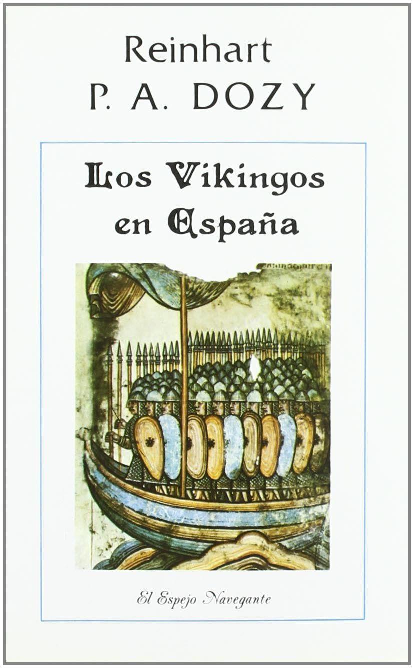 Los Vikingos en España Book Cover