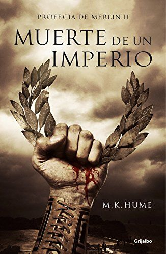 Muerte de un imperio Book Cover