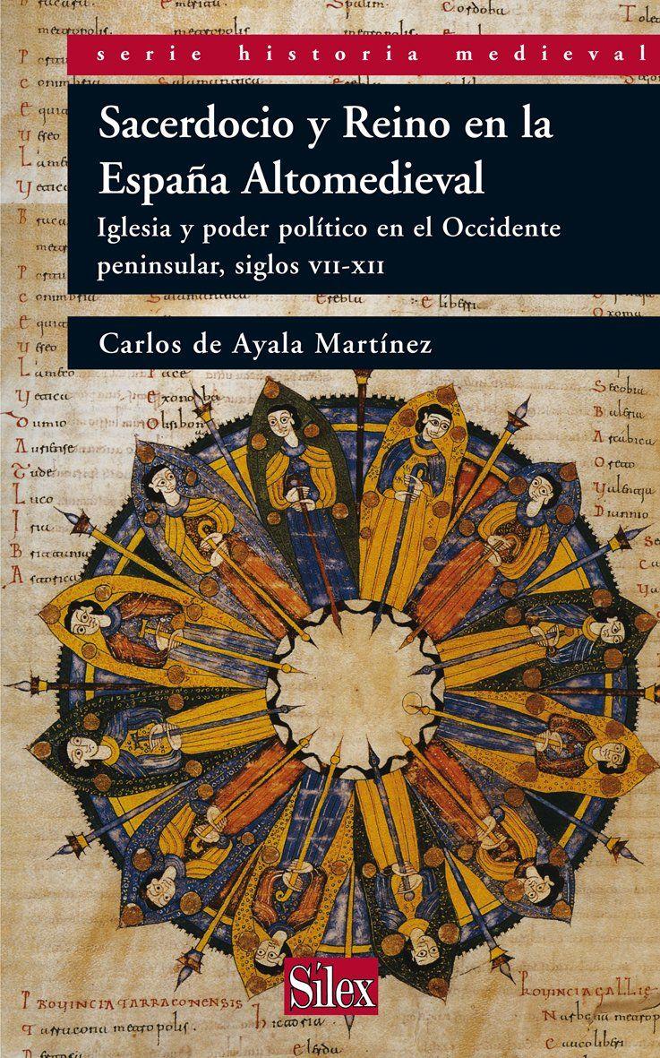 Sacerdocio y reino en la España altomedieval Book Cover