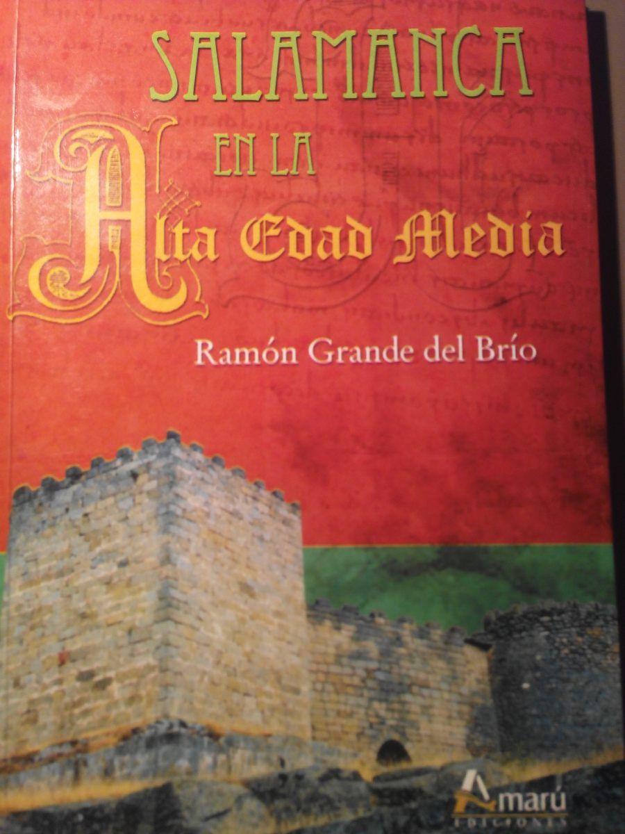 Salamanca en la alta edad media Book Cover
