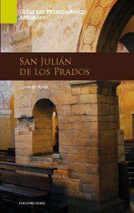Arte prerrománico San Julián de los Prados Book Cover