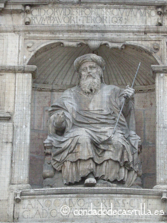 Laín Calvo, juez legendario de Castilla