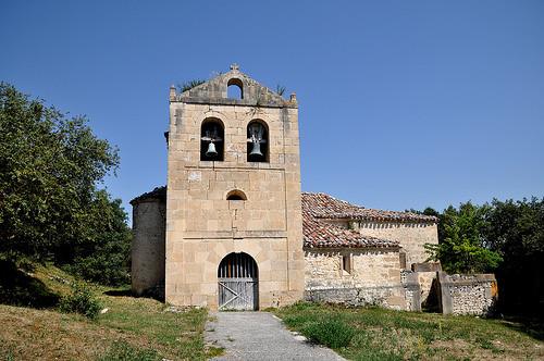 Iglesia de Santa María del Torrentero de Villalaín