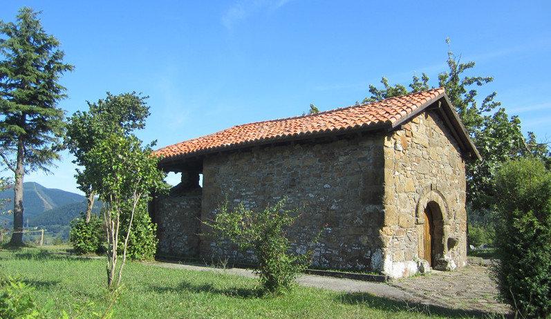 Ermita de San Pedro de Abrisqueta en Arrigorriaga