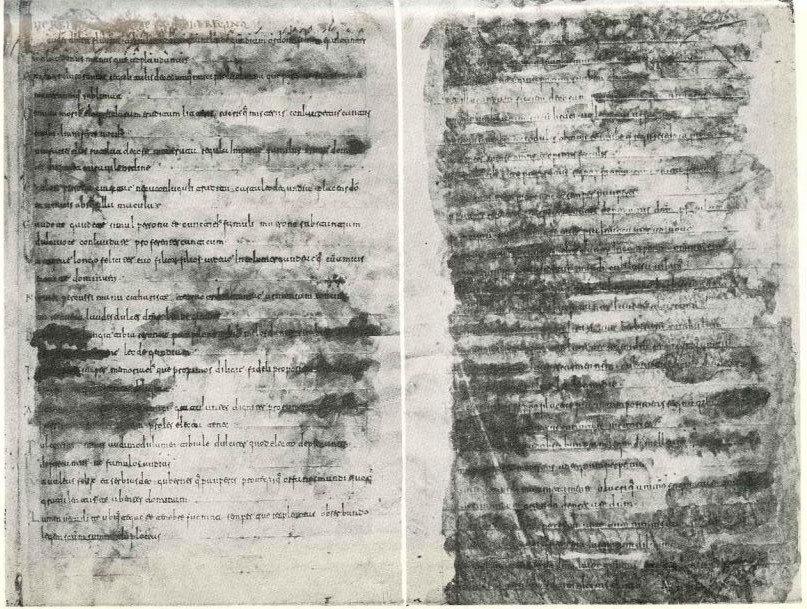 Poema de la reina Leodegundia