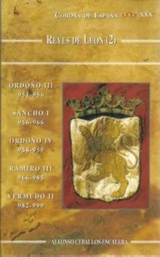 Reyes de León II Book Cover