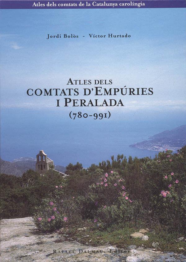 Atles dels comtats d'Empuries i Peralada Book Cover
