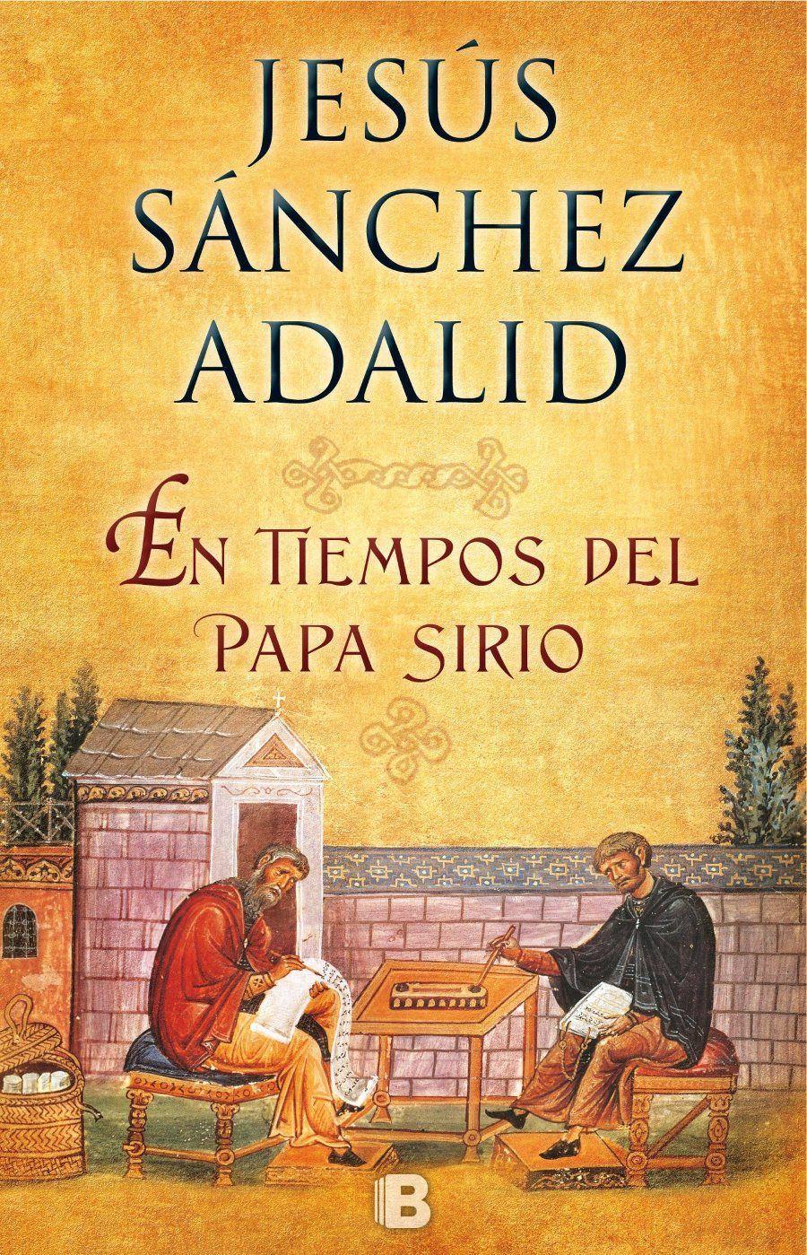 En tiempos del Papa sirio Book Cover
