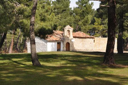 Ermita de Encinillas de Cillaperlata