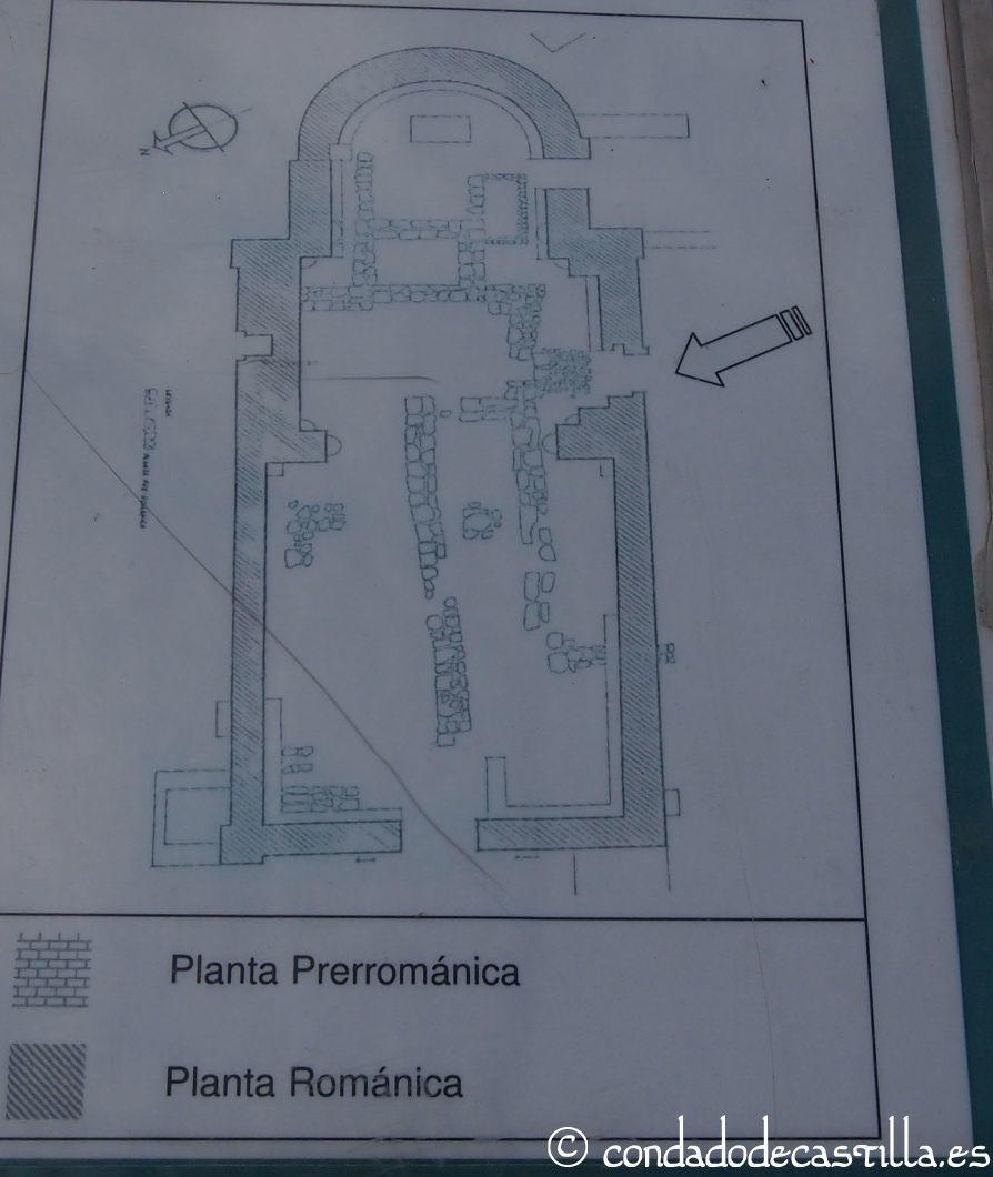Plano San Juan de la Hoz de Cillaperlata