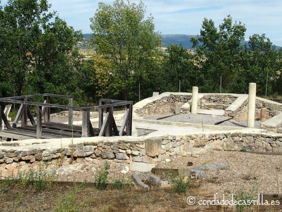 Yacimiento de Santa María de Mijangos