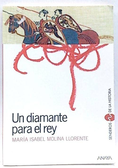 Un diamante para el rey Book Cover
