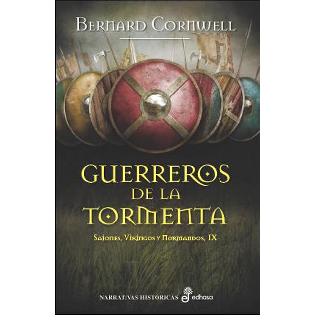 Guerreros de la Tormenta Book Cover