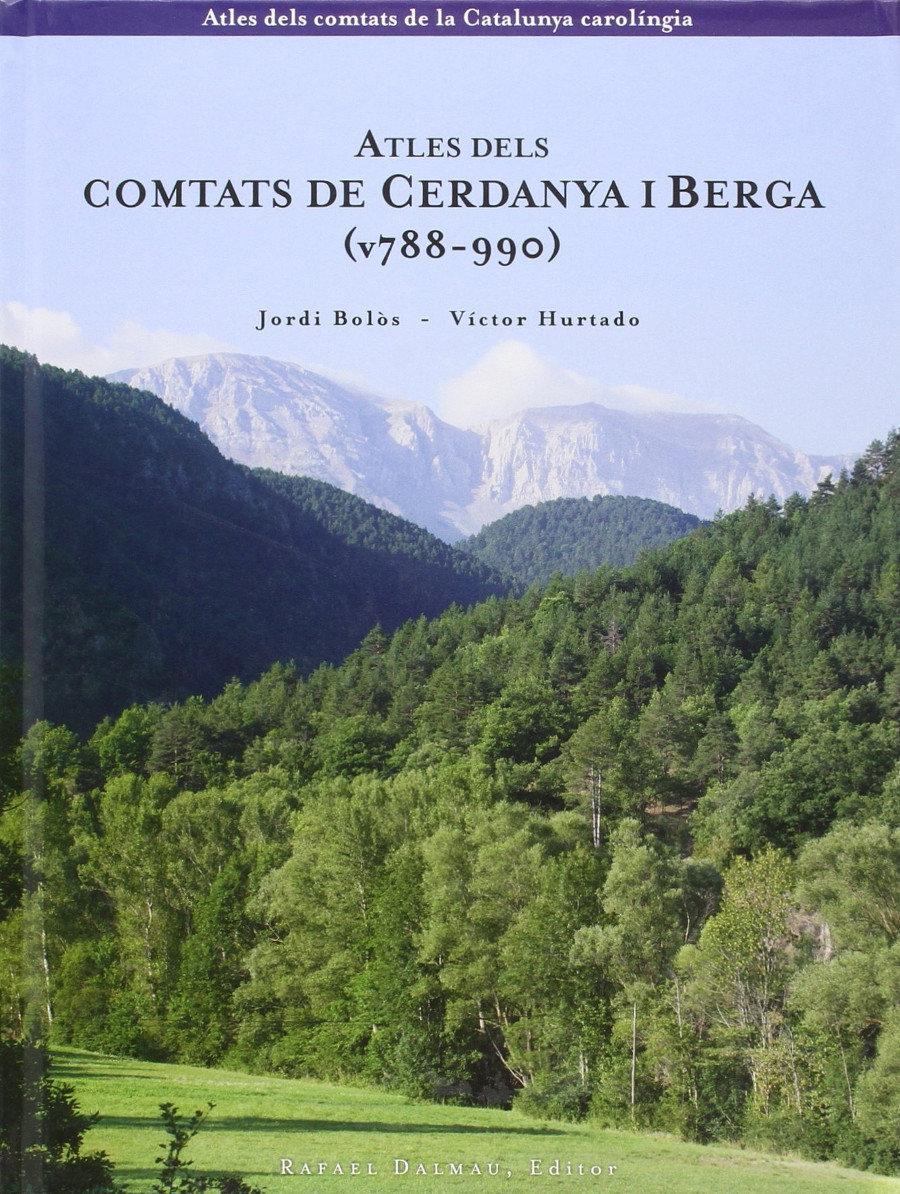 Atles de Cerdanya i Berga (v. 788 - 990) Book Cover