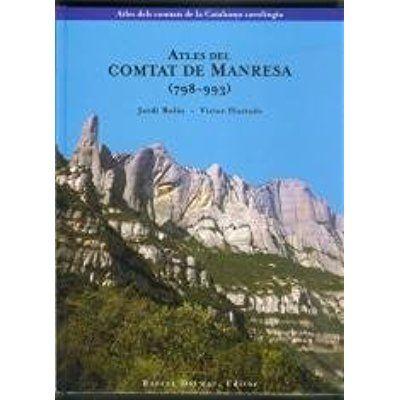 Atles del Comtat de Manresa (789-998) Book Cover
