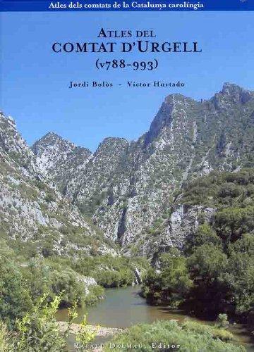 Atles del Comtat d'Urgell Book Cover