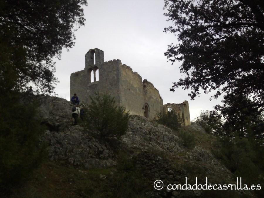 Muro Sur San Pelayo Arlanza
