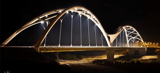 Puente Ibn Firnás en Córdoba