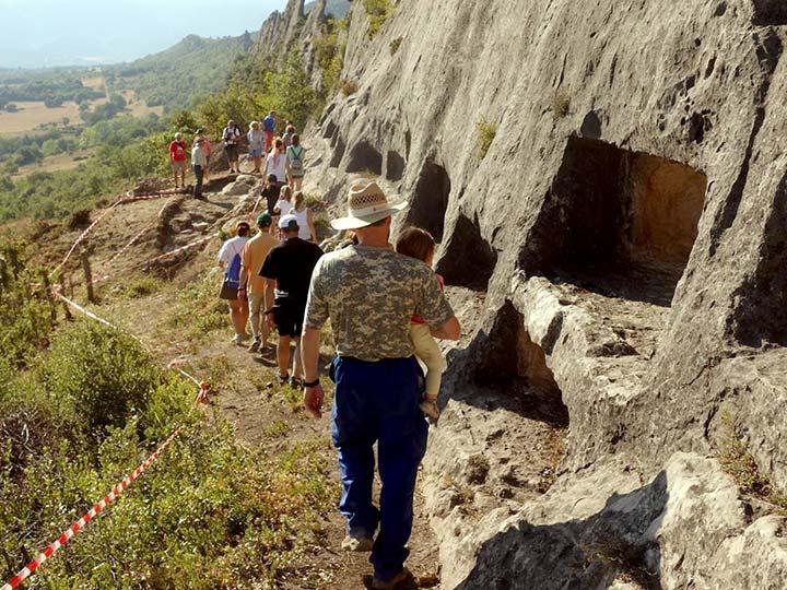 Resultados de la excavación del yacimiento altomedieval de las Cabañas de los Moros en Arroyo de Valdivielso
