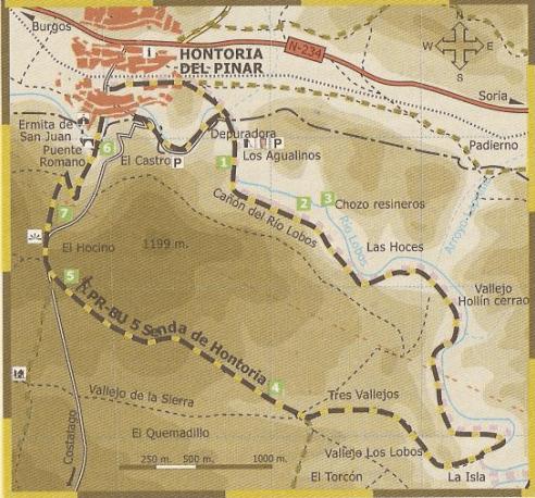Mapa PRC-BU-5