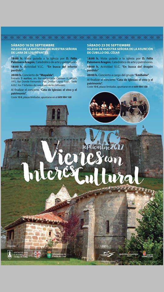 Vienes con Interés Cultural 2017