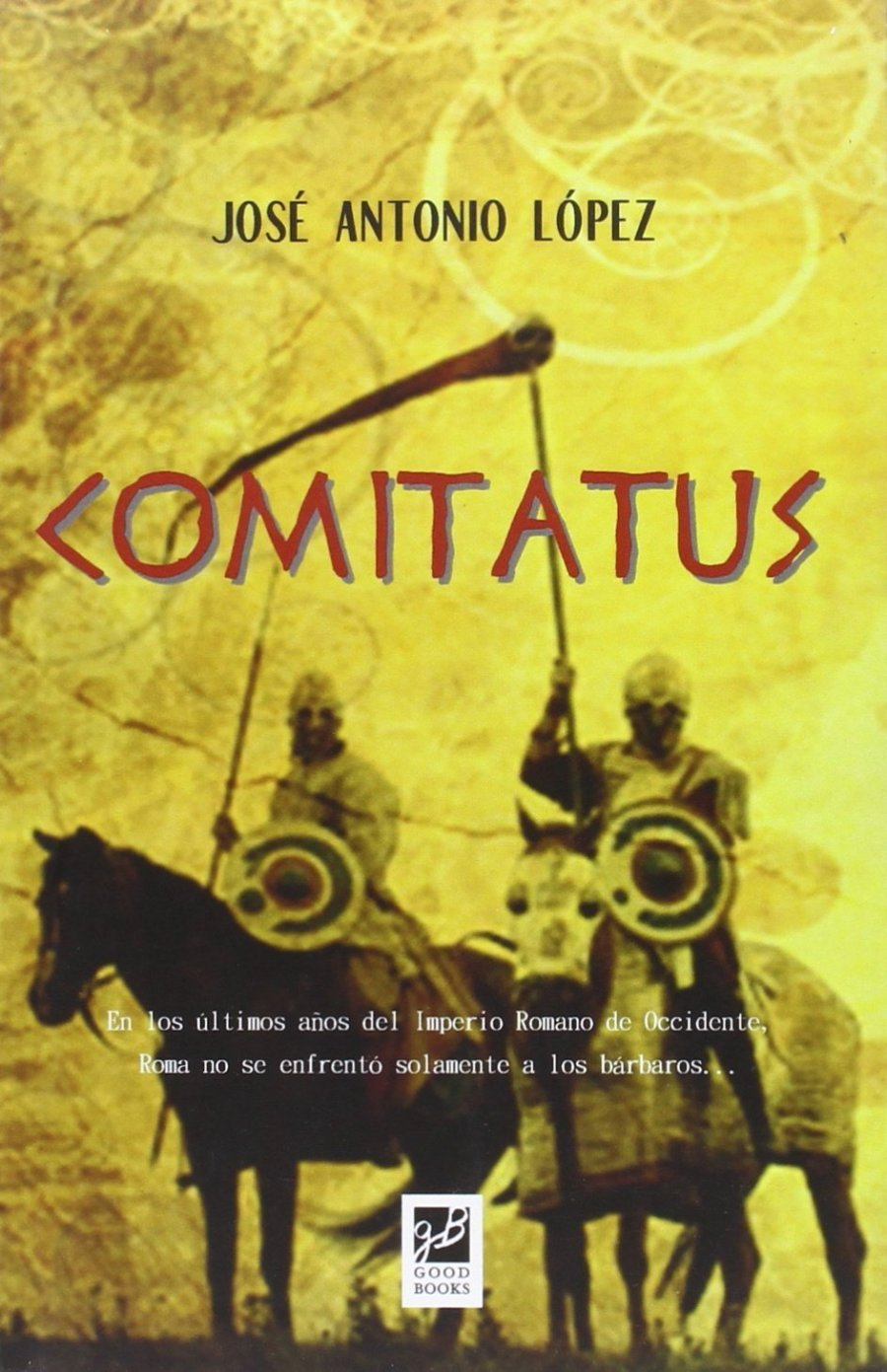 Comitatus Book Cover